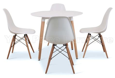 small white table and chairs white round table and chairs ebay gloss kitchen set
