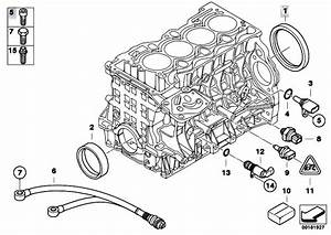 Original Parts For E46 316ti N42 Compact    Engine   Engine