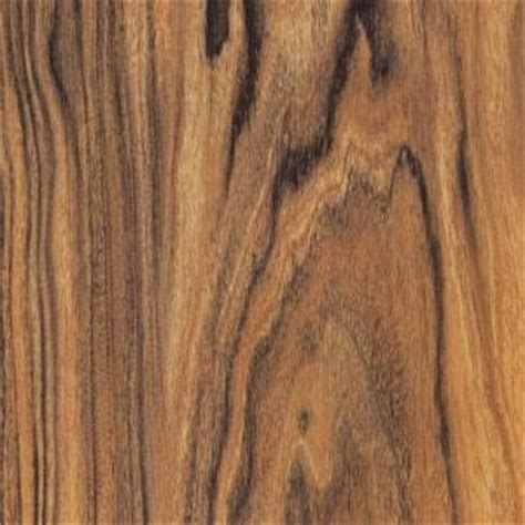 Tigerwood Hardwood Flooring Home Depot by Hawaiian Tigerwood Laminate Flooring 5 In X 7 In Take