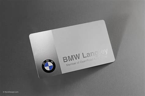 Looking for credit contact number? Stainless Steel Business Cards   RockDesign Luxury Business Card Printing