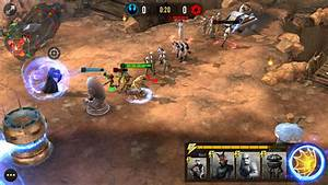 Star Wars: Force Arena Will Put Your PvP Skills to the Test