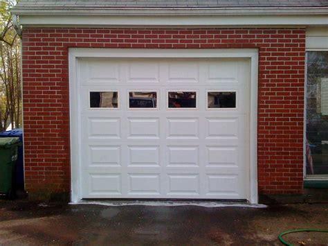 Garage Door Window Insert Kits