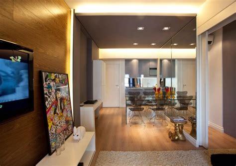 Beautiful Small Apartment Design By Maurício Karam  Home