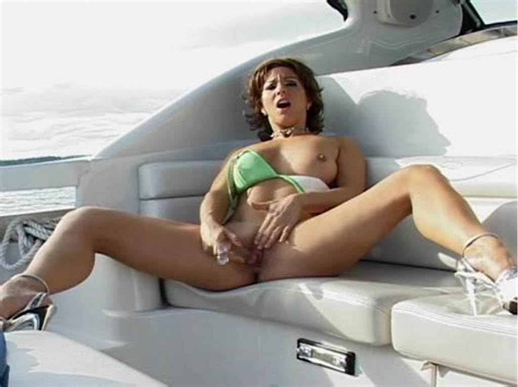 #Cruising #Around #Town #Fucking #And #Sucking #On #His #Boat