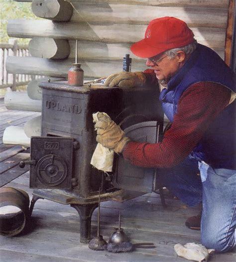 wood stoves making  comeback diy mother earth news