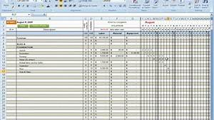 Time Management Spreadsheet Excel Cost Breakdown Template Spreadsheet Templates For Busines