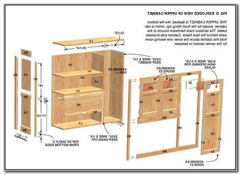 how to build kitchen cabinets free plans build your own kitchen cabinets free plans woodworking