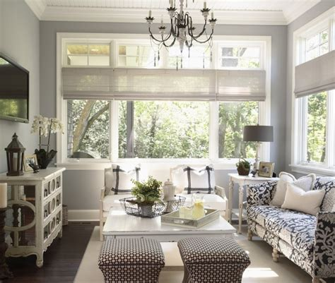 coastal style window treatment ideascoastal farmhouse interiors