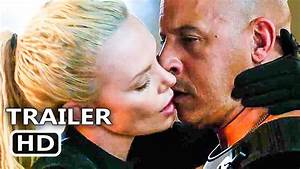Vin Diesel Fast And Furious 8 : fast and furious 8 the fate of the furious official trailer 2017 vin diesel f8 movie hd ~ Medecine-chirurgie-esthetiques.com Avis de Voitures