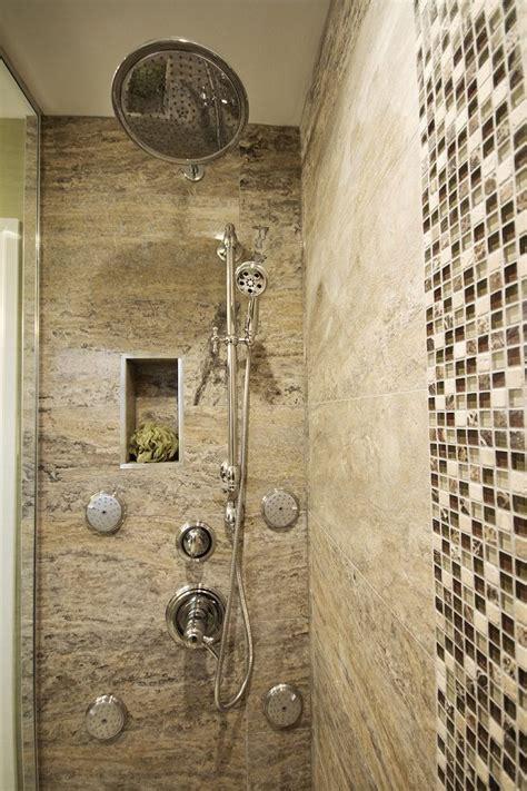 bathroom renovation rainshowerhead standupshower