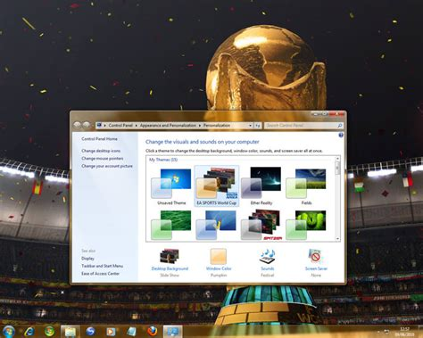 theme de bureau windows 7 theme de bureau gratuit windows 7