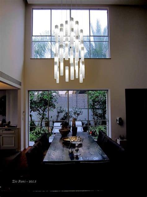 white candles modern ceiling light  galilee lighting