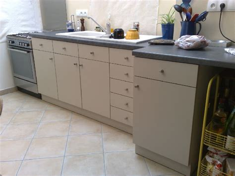 repeindre un meuble de cuisine cool agrable peindre armoire cuisine chene peindre meuble