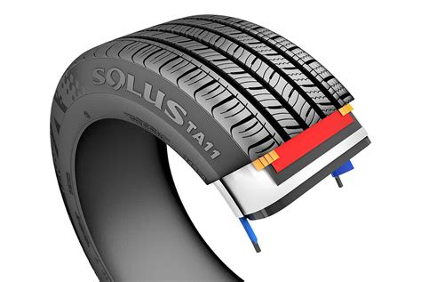 Kumho Tire 235/65r 17 104t Solus Ta11 All Season