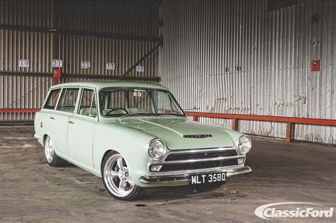 Ford Cortina Estate Photo Gallery #1/8