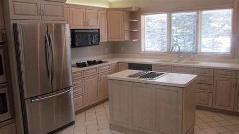 ideas for updating kitchen cabinets before and after kitchen and lower level bar painterati