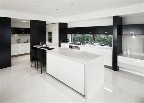 carrelage cuisine blanc et noir ordinaire amenager une salle a manger 14 cuisine noir