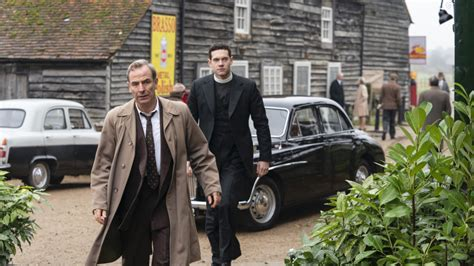 'Grantchester' Closes Out Season 5 With a Poignant ...