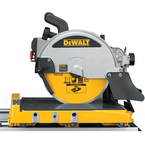 Dewalt Tile Saw Manual by Dewalt D24000k Tile Saw Stand Blade Kit