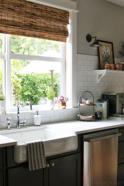 farmhouse blinds  shades ideas  pinterest
