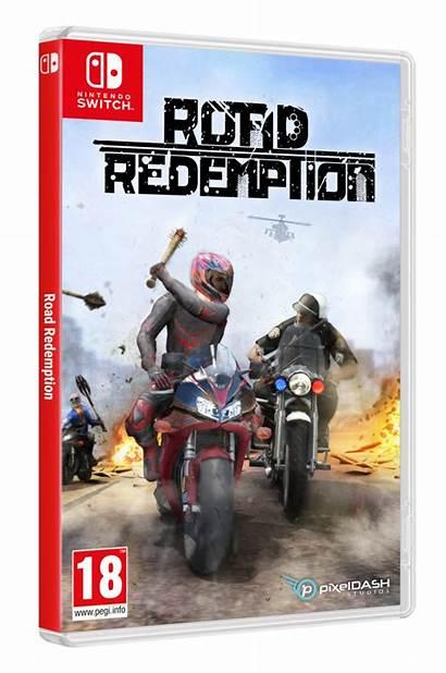 Switch Redemption Road Nintendo Justforgames