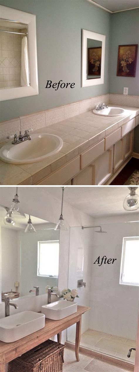 beautiful    bathroom makeovers