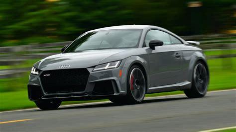 2018 Audi Tt Rs First Drive