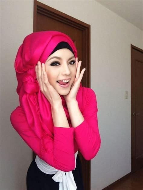 modern hijab styles   college styles