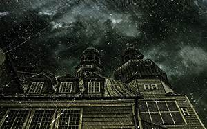 Haunted Wallpaper and Background