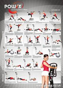Crazy Fit Exercise Chart 37 Best Images About Whole Body Vibration Exercises On