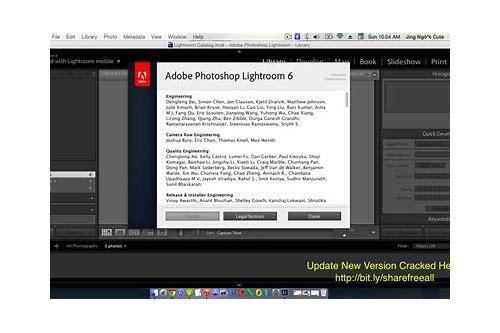 lightroom 4 mac baixar gratis