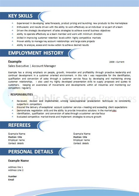 Government Resume Writers Sydney by Sector Resume 187 Sector Professional Resume Writers