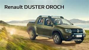 Renault Duster Oroch - Sanautos