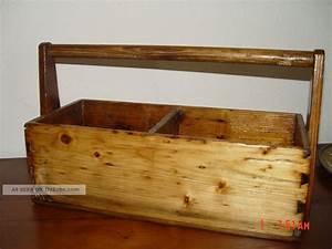 Antike Esstische Holz : antike alte holz werkzeugkiste top deko ~ Michelbontemps.com Haus und Dekorationen