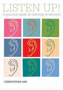 Listen Up! – Help for Listening to Sermons
