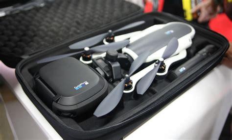 gopros karma drone set  october release