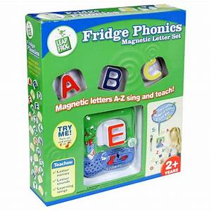 leapfrog fridge phonics magnetic letter set 1 each toys With leapfrog fridge phonics magnetic letter