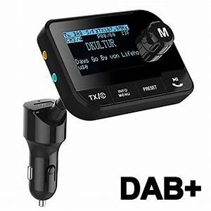 Dab Autoradio Mit Bluetooth Freisprecheinrichtung : blufree car dab digital radio adapter fm transmitter ~ Jslefanu.com Haus und Dekorationen