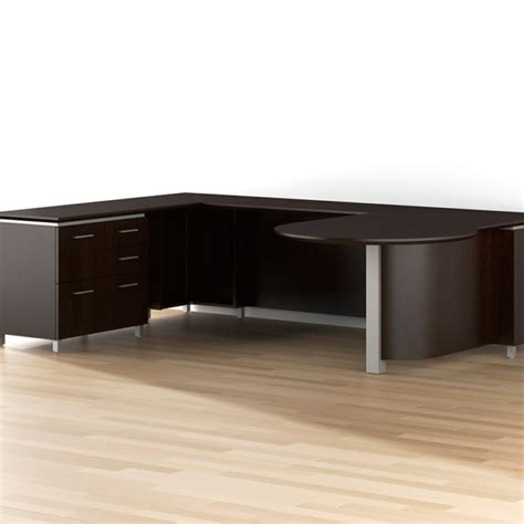 Executive Black Wood P Top Desk  Ambience Doré. Knife Storage In Drawer. Unfinished Wood Pedestal Table Base. Table Skirts And More. Bistro Tables For Sale. Countertop Table Set. Cabinet Drawer Pulls Placement. Captain Twin Bed With Underbed Drawers. Table Top Belt Sander