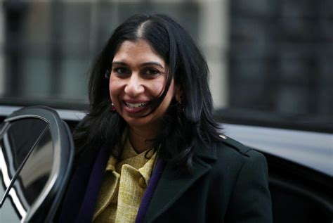 Indian-origin minister Suella Braverman sworn in as UK's ...