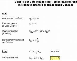 Temperaturdifferenz Berechnen : anstieg der umgebungstemperatur berechnen ~ Themetempest.com Abrechnung