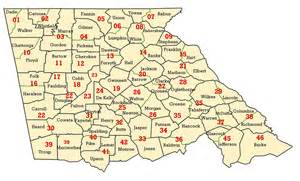 North Ga Map