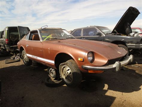 Datsun 240z Parts by Picked Clean If You Want 240z Parts You Need To Work