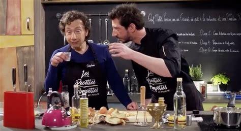 emission cuisine stéphane bern bourré dans une émission de cuisine