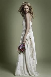 original and vintage inspired wedding dresses want that With 70s inspired wedding dress