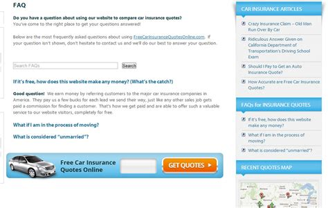 free auto insurance quotes free car insurance quotes superlative