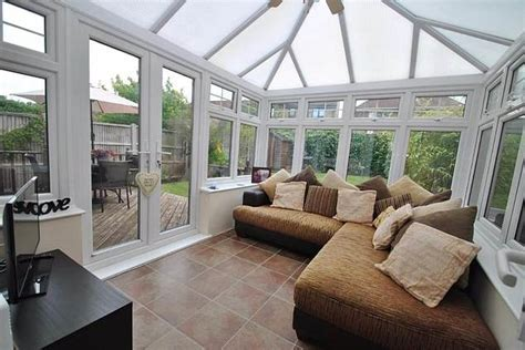 Can I convert a conservatory into a proper room and will