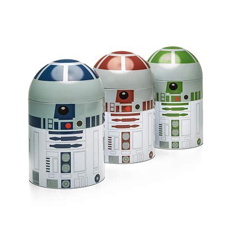 wars kitchen accessories wars droid kitchen container set thinkgeek 5783