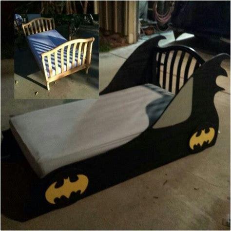 diy batmobile toddler bed  batman themed room diy