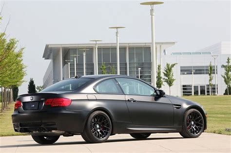 AutoNews.lv :: Raksts :: BMW M3 Frozen Black.